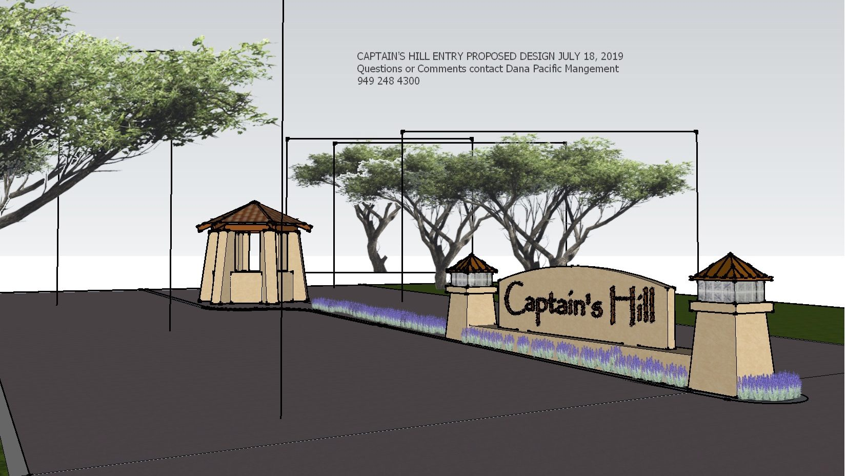 CAPTAIN'S HILL HOA